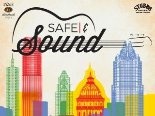 SAFE & Sound featuring Emily Wolfe