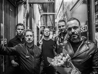 101X Indie Xmas featuring Blue October