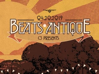 Guayakí Yerba Mate Presents: Beats Antique