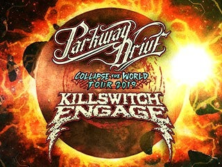 Parkway Drive and  Killswitch Engage