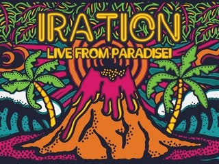 Iration – Live From Paradise! Summer Tour
