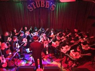 McCallum Chamber Guitar Ensemble