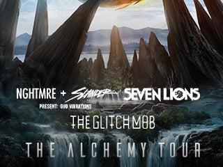 The Alchemy Tour: NGHTMRE + SLANDER, Seven Lions, The Glitch Mob