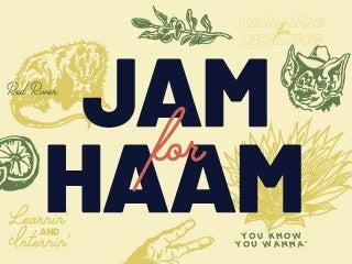 Jam for HAAM