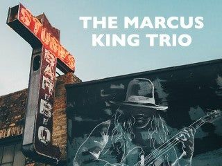 The Marcus King Trio - CB Stubblefield BBQ Hall of Fame Induction Party