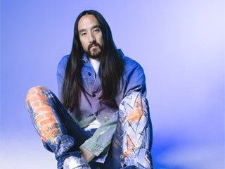 Steve Aoki - Neon Future IV: The Color of Noise Tour