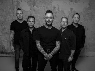 101X's JASON AND DEB PRESENT: Blue October