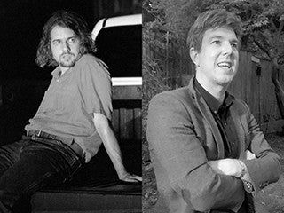 Hamilton Leithauser and Kevin Morby