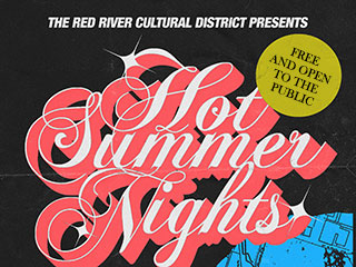 RRCD Presents Hot Summer Nights: Major Grizz