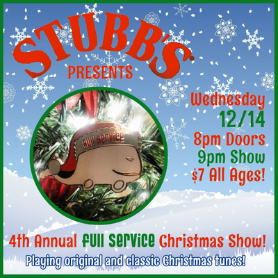4th Annual Full Service Christmas Show