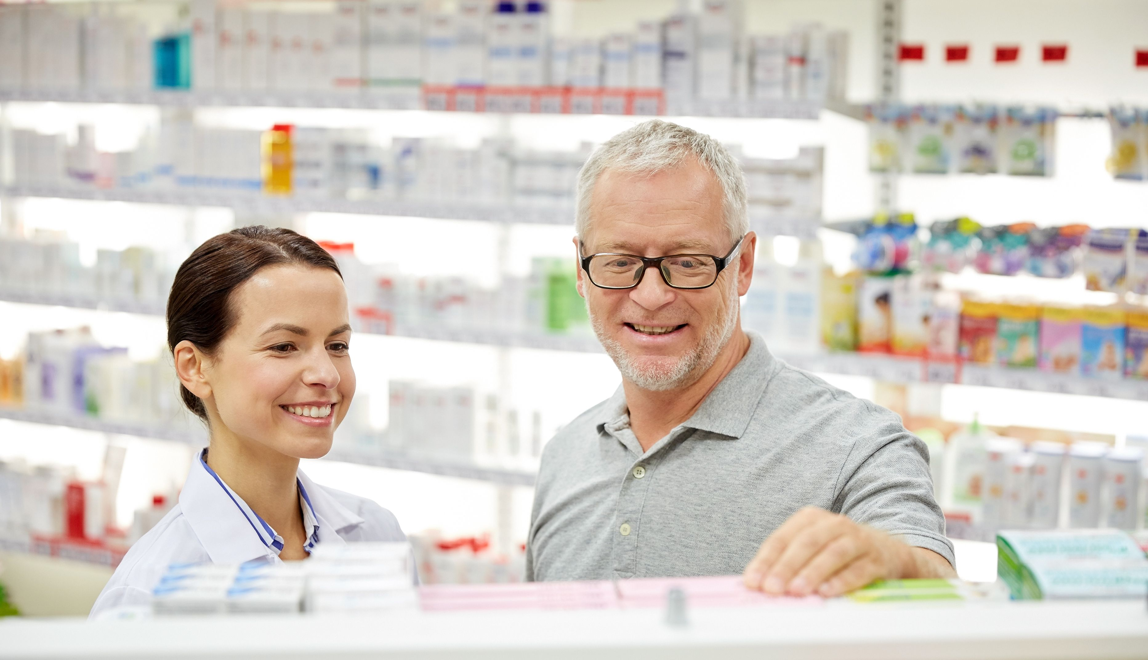 Our expertly trained pharmacists and friendly staff