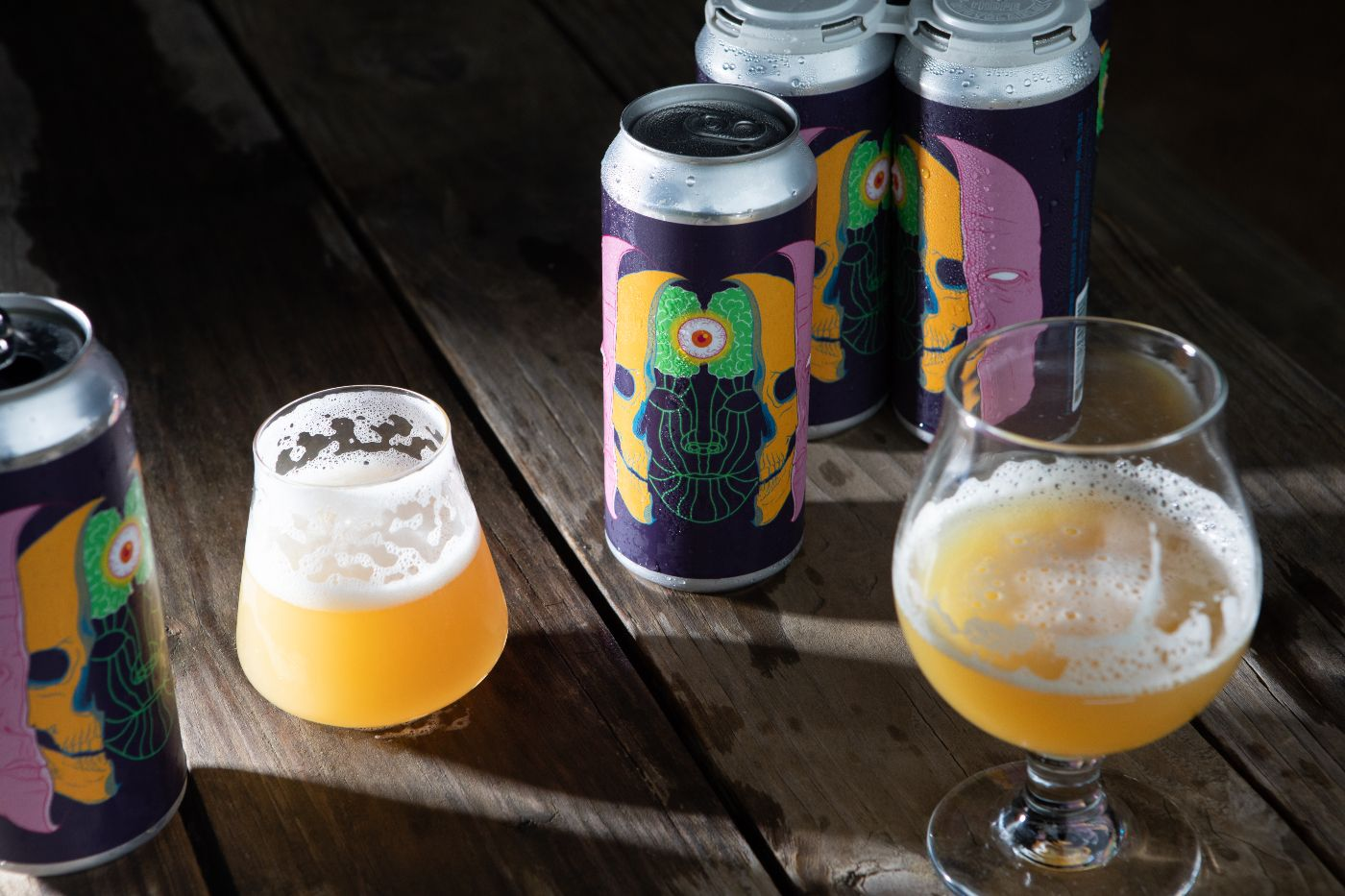 JESTER KING RECENTERED -- A COLLABORATION WITH PINTHOUSE BREWING