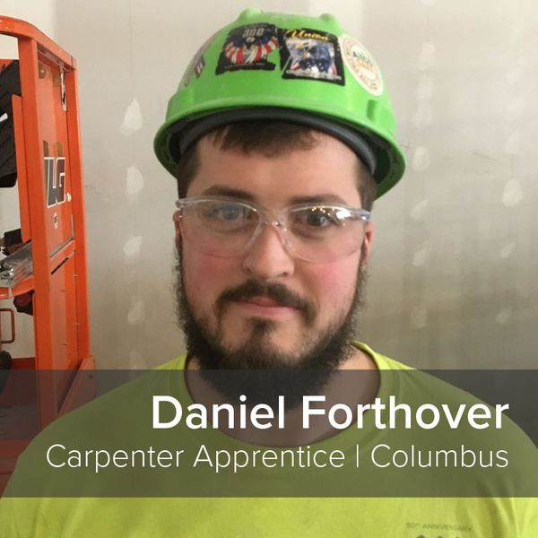 Daniel Forthover OCP Employee of Choice