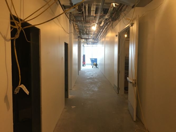 Nationwide Children's Hospital Conference Facility and Data Center Drywall