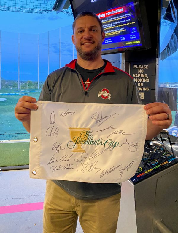 ASAS Ohio_Topgolf 2021_Autographed President's Cup Flag winner.jpg