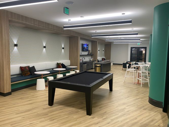 May Co. OCP Project Resident Lounge