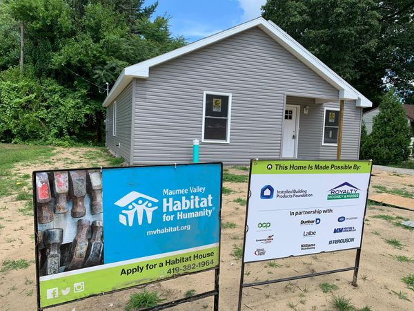 OCP Partners with Habitat for Humanity