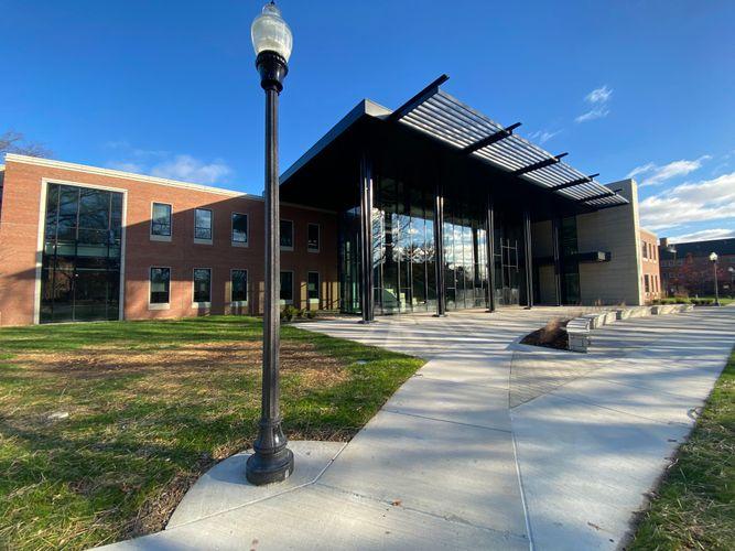 Knowlton Center exterior