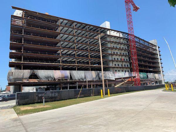 Metrohealth Cleveland OCP Contractors construction