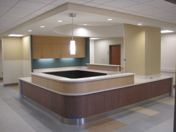 ST. JOHNS MEDICAL CENTER MODERNIZATION PROGRAM