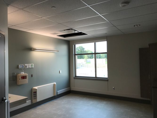 OCP Construction Healthcare Construction Project