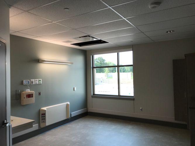 OCP Construction Healthcare Construction Project