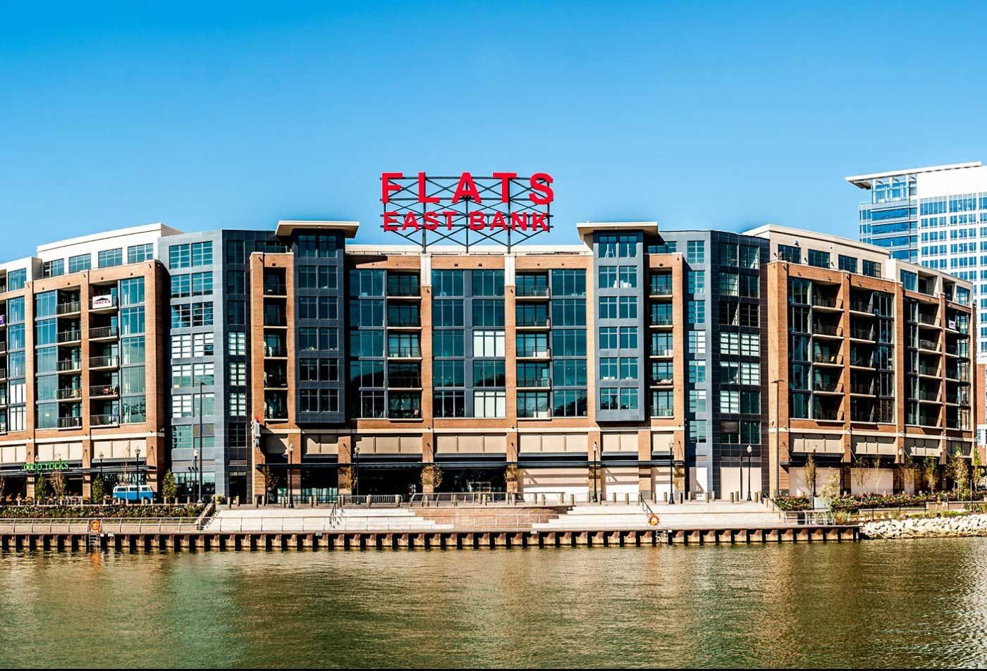 FLATS EAST BANK APARTMENTS
