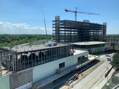 Metrohealth Cleveland Construction
