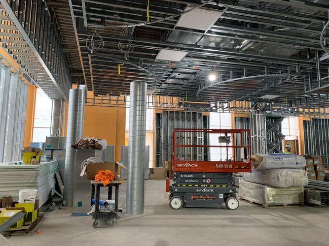OCP Contractors JACK Thistledown Renovation
