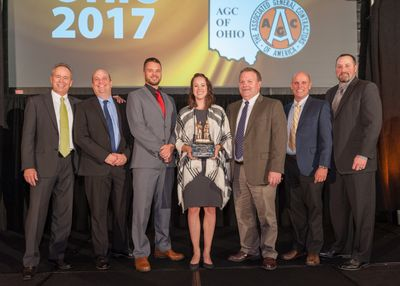 2017 AGC Build Ohio Specialty Category Winner