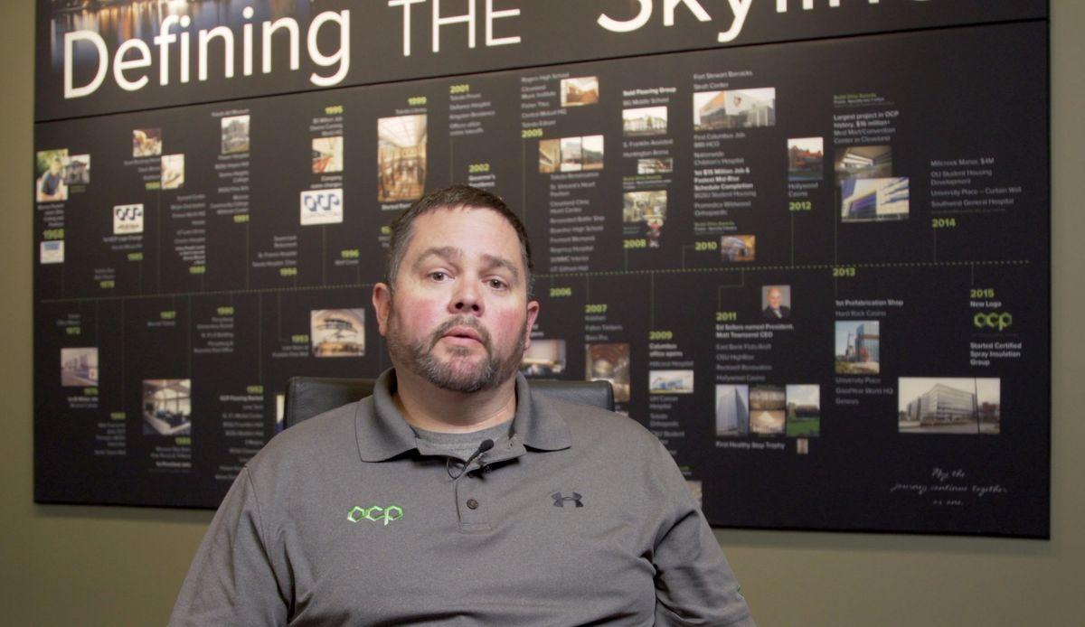 Chris Gunderman of OCP Participates in Virtual Job Fair