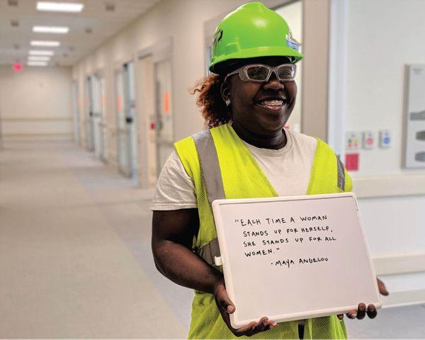 OCP Women in construction week 2020