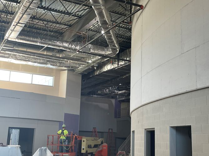 Fremont Ross High School Project