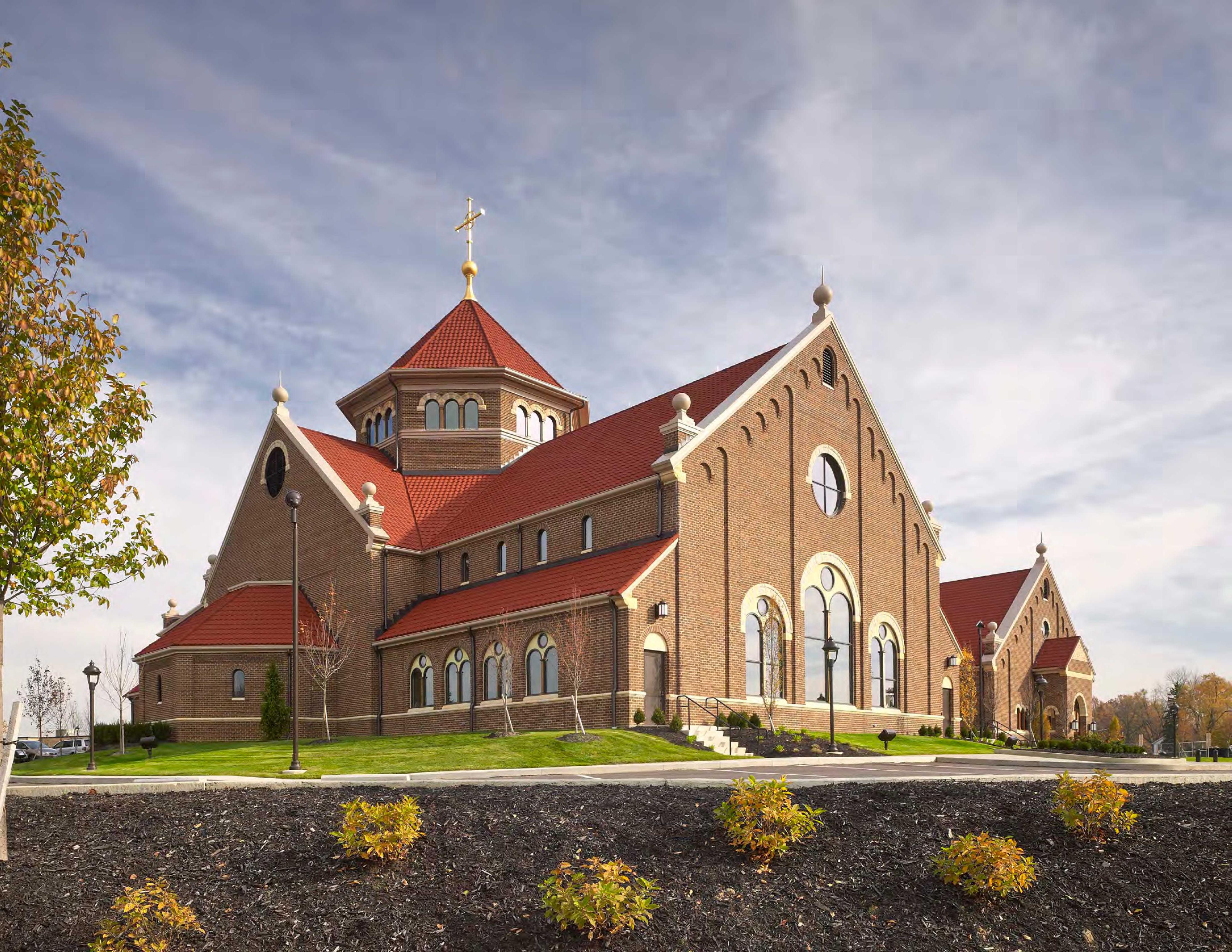 ST. PAUL THE APOSTLE CHURCH