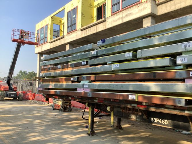 Prefabricated Building Panels One at the Peninsula