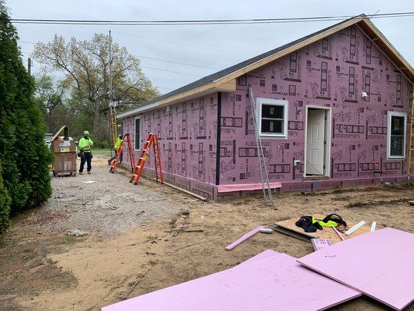 OCP Toledo Build for Habitat for Humanity 1