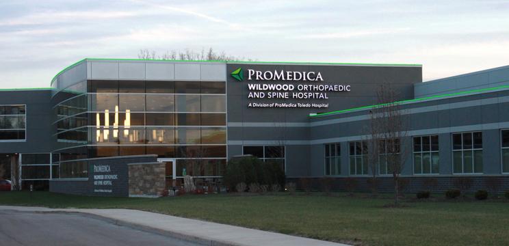 PROMEDICA WILDWOOD ORTHOPEDIC AND SPINE HOSPITAL