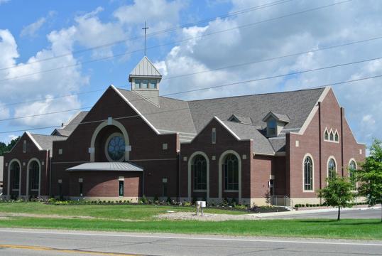 ST. JOHN NEUMAN CHURCH