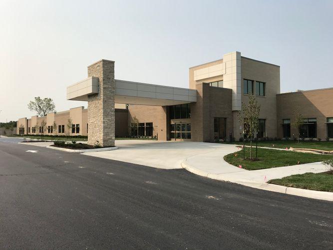 Encompass Health Rehabilitation Hospital OCP Construction Project