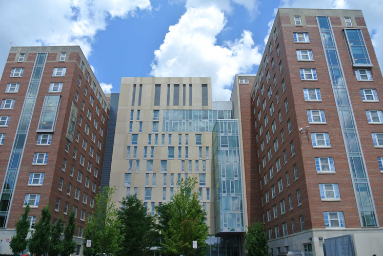 OHIO STATE UNIVERSITY SOUTH HIGH RISE