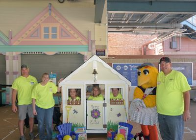 2019 Habitat for Humanity's Playhouse Blitz Build OCP Toledo