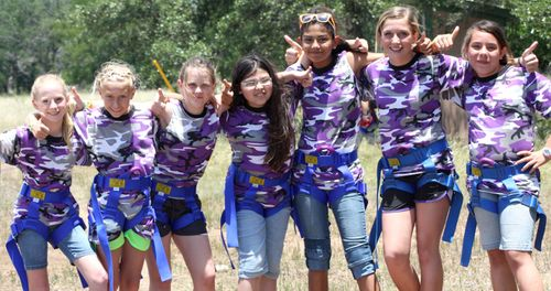 Summer Camp Group Photo Gallery