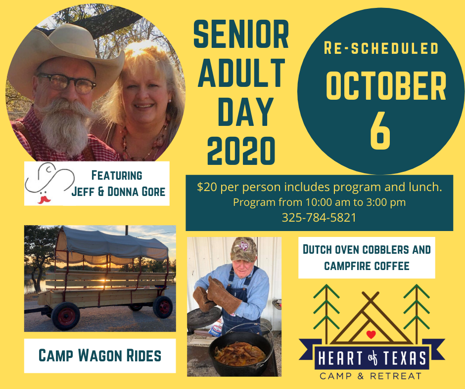 2020 Senior Adult Day