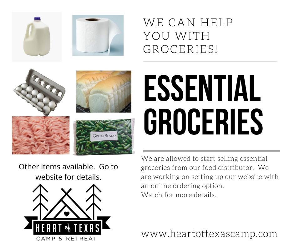Essential Groceries