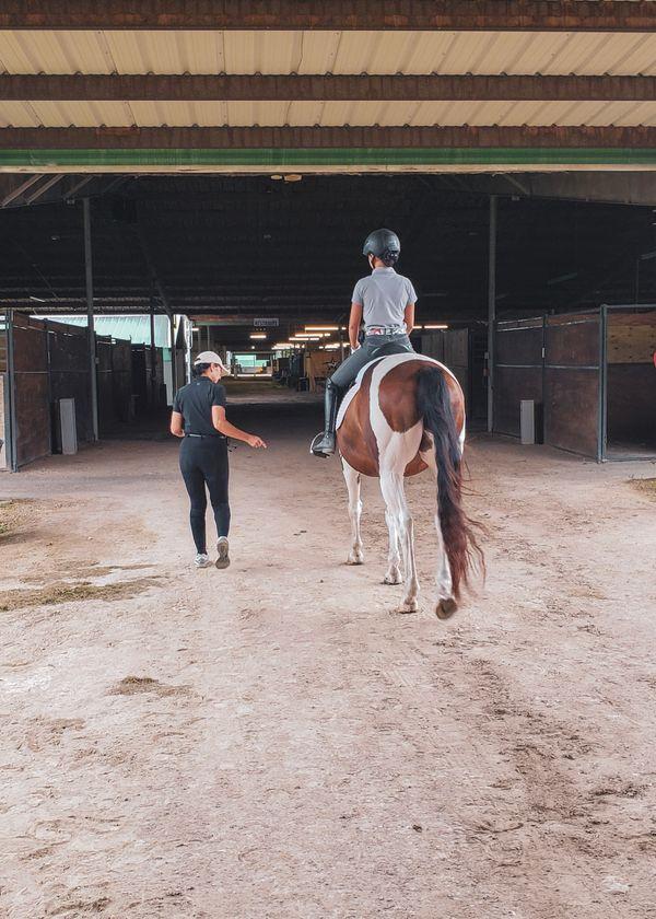 Horseback riding Austin Texas