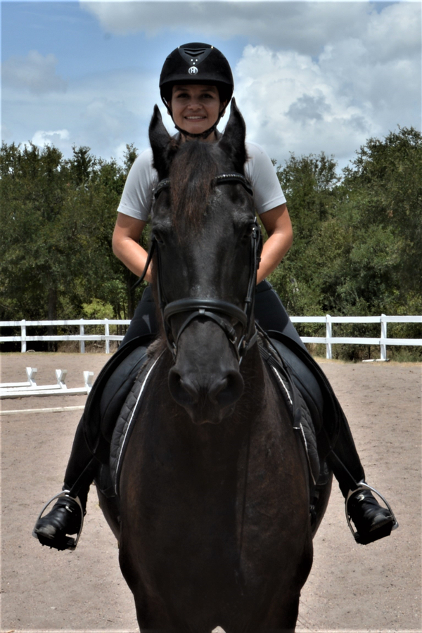 Silvia Speyer, White Fences Equestrian Center Owner