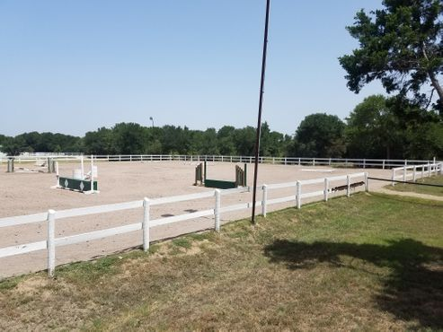 Equestrian Center Manor TX