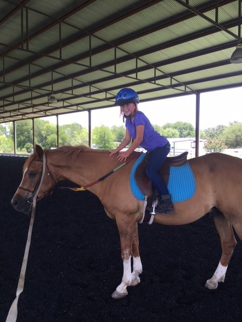 Youth Horse Riding Program