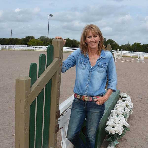 Debbie Seymour, Hunter/Jumper Instructor