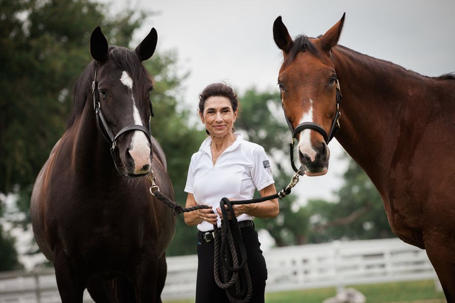 Daemie Kennedy, Austin Dressage Instructor and Trainer